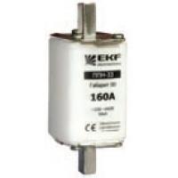 Плавкая вставка ППН-33 100/2А с индикатором работоспособности EKF Electrotechinca
