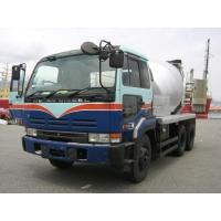 автобетоносмеситель (миксер) Nissan Diesel UD