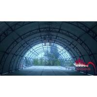 Ангар арочный каркасный АНК-профиль металлокаркас