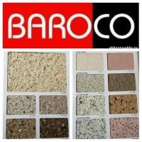 Каменная краска ю.Корея Baroco Baro Stone