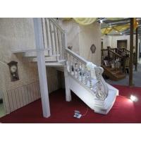 Лестницы интерьерные из дуба Лессервис
