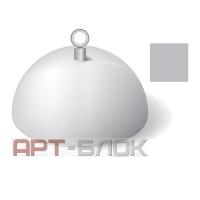 Парковочный барьер ПСФ-4 (Серый с кольцом)