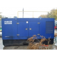Дизельный генератор Mobil Strom GmbH IS 130
