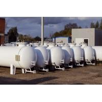 Резервуары (Газгольдеры) для СУГ от производителя FAS