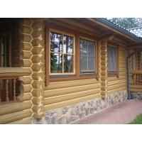 Акриловый герметик для дерева ТЕПЛЫЙ ШОВ 19 л 22 кг PERMA-CHINK утепление деревянного дома