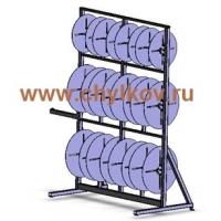 Стеллаж кабельный СР 12М