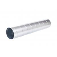 Воздуховоды Круглые  длиной до 6000 мм.толщиной: 0,5-1 мм