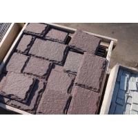 Природный облицовочный камень плитняк лемезит из Башкирии