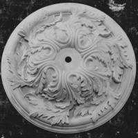 Эксклюзивная розетка из лепнины для Вашего дома
