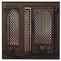 Каминная дверца, застекленная Pisla НТТ 102 Литье