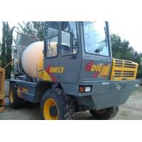 Самозагружающийся бетоносмеситель Dieci F7000