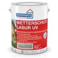 Водная лазурь с УФ-защитой для древесины снаружи и внутри помеще Remmers Wetterschutz-Lasur UV