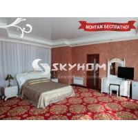Натяжной потолок Скайхом L303/500  550 см бесшовный лаковый