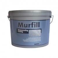 Эластичное влагостойкое покрытие для фасадов  MURFILL Waterproofing