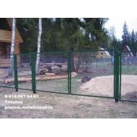 Садовые ворота.  Собственное производство