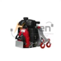 Portable Winch PCW-5000 Лебедка бензиновая портативная до 1000 к