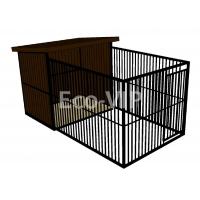 Вольер для собаки Eco-vip