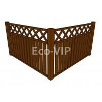 Заборы деревянные Eco-vip