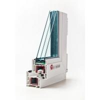 ПВХ окна REHAU Sib-Design от компании ОКНА - ОПТИМА