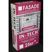 Клей для теплоизоляции IN-TECK FASADE стандарт IN-TECK