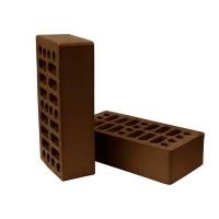 кирпич керамический (темно-коричневый)  М-125