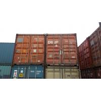 20 футовые контейнеры в наличии