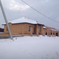 Одноэтажный коттедж ОСМиБТ
