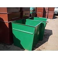 Контейнер металлический для мусора