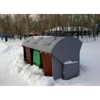 Площадки для контейнеров ТБО КЛАССА — А