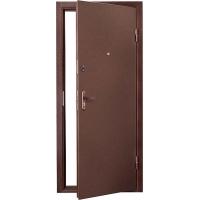Двери входные металлические.  Стандарт