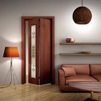 Двери складные раздвижные