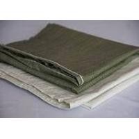 Мешки полипропиленовые зеленые  50см*90 см