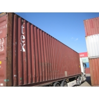 контейнер морской сухогрузный  40 футов