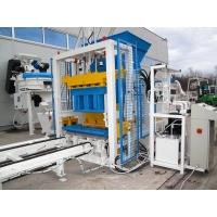 Машина для производства бетонных блоков, брусчатки  Sumab E-400
