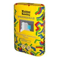 Сухие смеси WEISBAU (Вайсбау Шпатлевка гипсовая белая ФИНИШНАЯ 25 кг