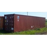 40 футовый контейнер в хорошем состоянии