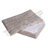 Маты теплоизоляционные базальтовые в обкладке из мет. сетки Тепловер МТБ55