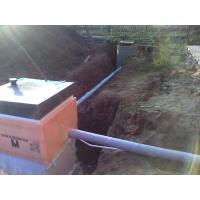 Автономная канализация для дачи.  Тополь