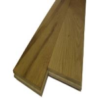 Массивная доска пола «Дуб белый» 19х127мм. США. Mullican Flooring