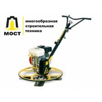 Затирочная машина по бетону бензиновая Masalta МТ30-4
