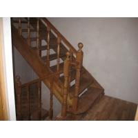 Лестницы из дерева. Собственное производство
