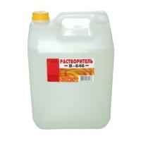 Растворитель 646 10 литров