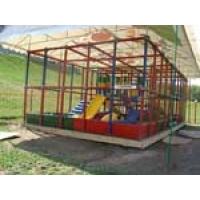 Оборудование для пришкольного стадиона, игровой комнаты для дете