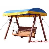 Качели-диван Kampfer, 2,4х2,6х2,45 м,Talking