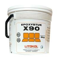 Эпоксидная кислотостойкая затирка Litokol Epoxystuk X90