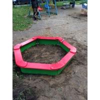 Песочница  шестигранная