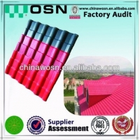synthetic resin roof tile  WP-021