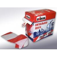 Сигнальная лента (для ограждения) UNIBOB