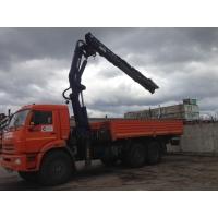КАМАЗ 43118 с Краном-манипулятором MKG