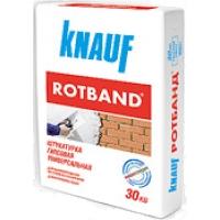 Гипсовая штукатурка Knauf Ротбанд 30 кг